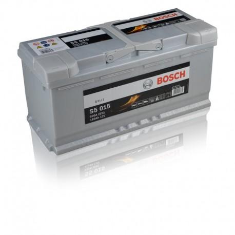 Μπαταρία Αυτοκινήτου Bosch S5015 12V 110AH-920EN