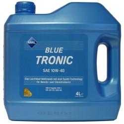ΛΙΠΑΝΤΙΚΟ ΚΙΝΗΤΗΡΑ ARAL BLUE TRONIC 10W/40 4LT