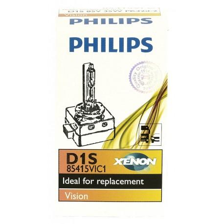 ΛΑΜΠΑ PHILIPS D1S XENON 85V 35W [PROJECTOR] VISION