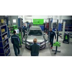 ΓΕΝΙΚΟ SERVICE Audi A4 (07) 8K2 1800cc