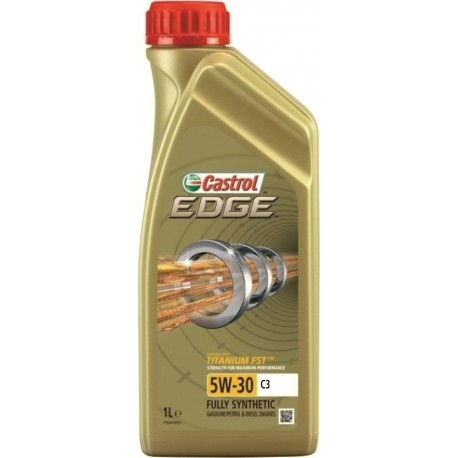 ΛΙΠΑΝΤΙΚΟ ΚΙΝΗΤΗΡΑ CASTROL EDGE TITANIUM FST C3 5W/30 1lt
