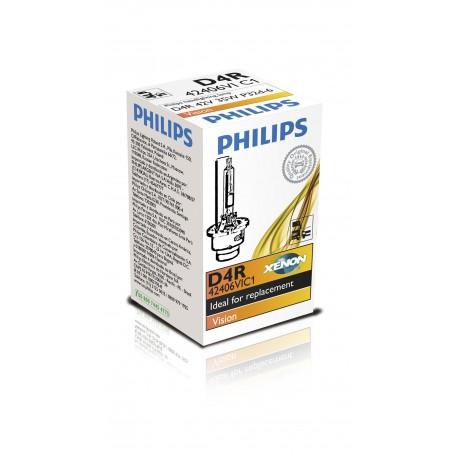 ΛΑΜΠΑ PHILIPS XENON D4R VISION 42V 35W [REFLECTOR]