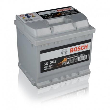 Μπαταρία Αυτοκινήτου Bosch S5002 12V 54AH-530EN