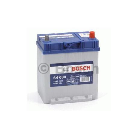Μπαταρία Αυτοκινήτου Bosch S4030 12V 40AH-330EN