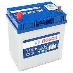 Μπαταρία Αυτοκινήτου Bosch S4019 12V 40AH-330EN