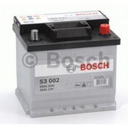 Μπαταρία Αυτοκινήτου Bosch S3002 12V 45AH-400EN