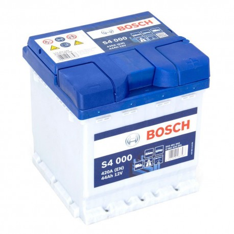 Μπαταρία Αυτοκινήτου Bosch S4000 12V 44AH-420EN