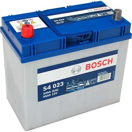 Μπαταρία Αυτοκινήτου Bosch S4023 12V 45AH-330EN