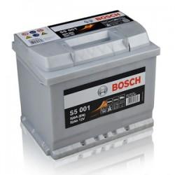 Μπαταρία Αυτοκινήτου Bosch S5001 12V 52AH-520EN