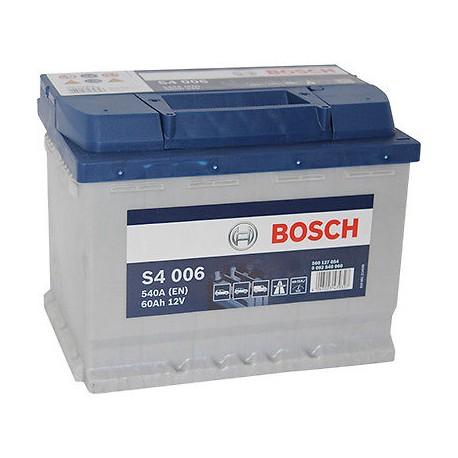 Μπαταρία Αυτοκινήτου Bosch S4006 12V 60AH-540EN