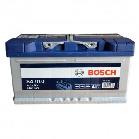 Μπαταρία Αυτοκινήτου Bosch S4010 12V 80AH-740EN