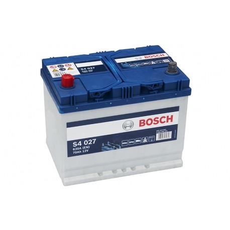 Μπαταρία Αυτοκινήτου Bosch S4027 12V 70AH-630EN
