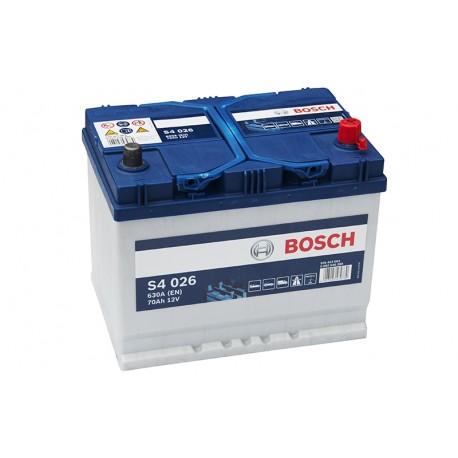 Μπαταρία Αυτοκινήτου Bosch S4026 12V 70AH-630EN