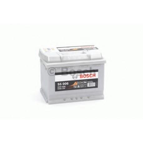 Μπαταρία Αυτοκινήτου Bosch S5006 12V 63AH-610EN