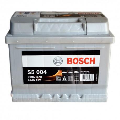 Μπαταρία Αυτοκινήτου Bosch S5004 12V 61AH-600EN