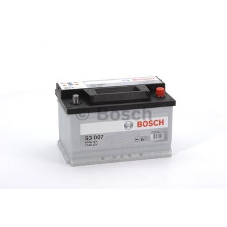 Μπαταρία Αυτοκινήτου Bosch S3007 12V 70AH-640EN