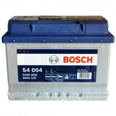 Μπαταρία Αυτοκινήτου Bosch S4004 12V 60AH-540EN