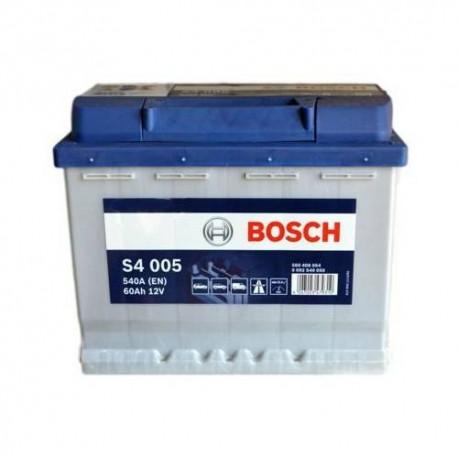 Μπαταρία Αυτοκινήτου Bosch S4005 12V 60AH-540EN