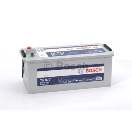 Μπαταρία BOSCH T4077 170AH 1000A(EN)