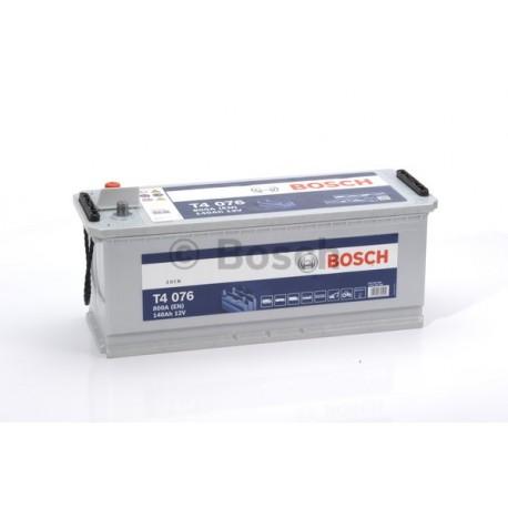 Μπαταρία BOSCH T4076 140AH 800A(EN)