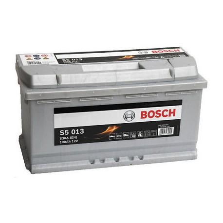 Μπαταρία Αυτοκινήτου Bosch S5013 12V 100AH-830EN