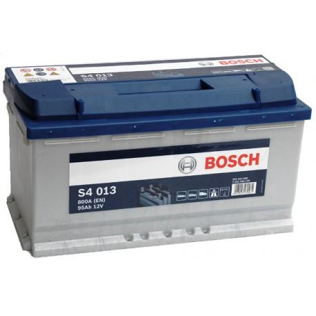 Μπαταρία Αυτοκινήτου Bosch S4013 12V 95AH-800EN