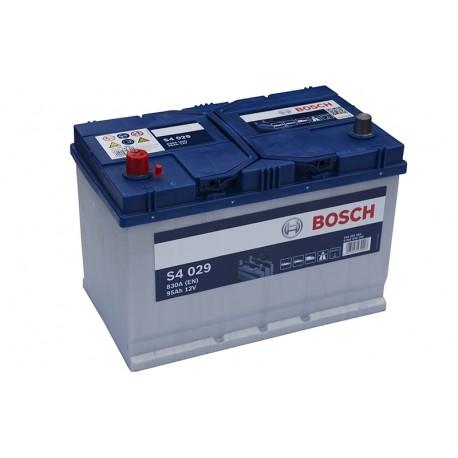 Μπαταρία Αυτοκινήτου Bosch S4029 12V 95AH-830EN