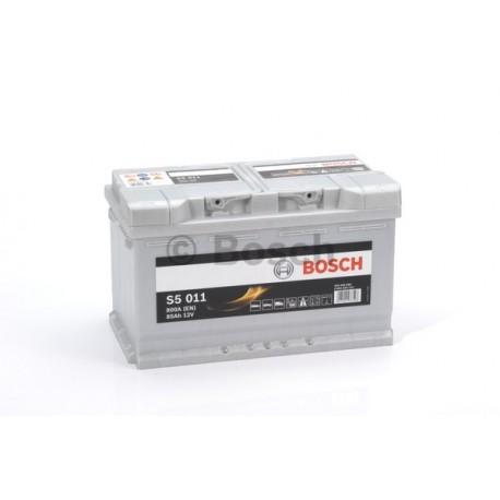 Μπαταρία Αυτοκινήτου Bosch S5011 12V 85AH-800EN