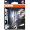 ΛΑΜΠΑ OSRAM H1 12V 55W NIGHT BREAKER® UNLIMITED