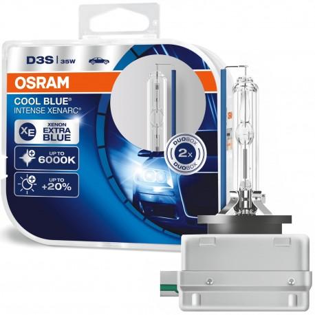 ΛΑΜΠΕΣ OSRAM D3S 35W XENARC® COOL BLUE® INTENSE 6000K