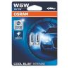 ΛΑΜΠΕΣ OSRAM W5W 12W 5W COOL BLUE® INTENSE