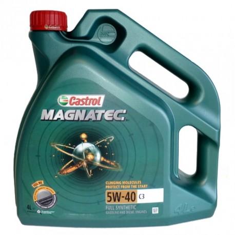ΛΙΠΑΝΤΙΚΟ ΚΙΝΗΤΗΡΑ CASTROL MAGNATEC C3 5W/40 4LT