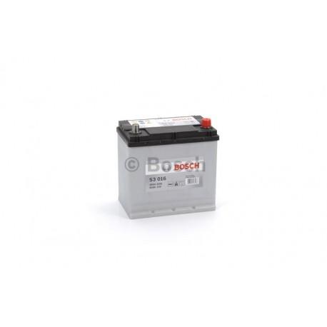 Μπαταρία Αυτοκινήτου Bosch S3016 12V 45AH-300EN