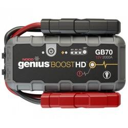 Εκκινητής Μπαταρίας Noco Genius GB70 Boost Plus 2000A 12V