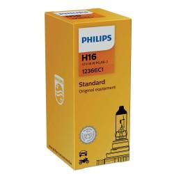 ΛΑΜΠΑ PHILIPS H16 Vision 12V 16W