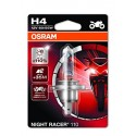 ΛΑΜΠΑ OSRAM H4 12V 60/55W NIGHT RACER® 110