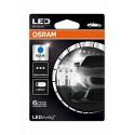 ΛΑΜΠΕΣ OSRAM T10 LEDRIVING® BLUE 12V 1W LED