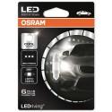 ΛΑΜΠΑ OSRAM C5W 12V 1W 36MM LEDRIVING® COOL WHITE 6000K