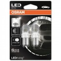 ΛΑΜΠΕΣ OSRAM P21/5W 12V 2W LEDriving® COOL WHITE