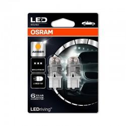 ΛΑΜΠΕΣ OSRAM W21W 12V 1.5W LEDRIVING® AMBER
