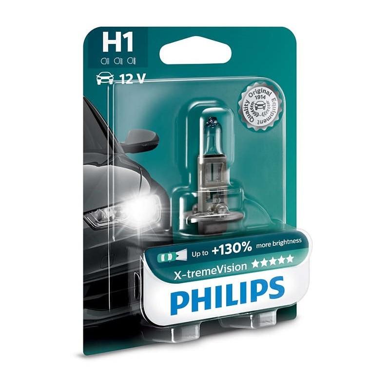 philips h1 12v 55w x treme vision 130. Black Bedroom Furniture Sets. Home Design Ideas
