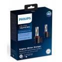 ΛΑΜΠΕΣ PHILIPS LED FRONT FOG LAMPS H8/H11/H16