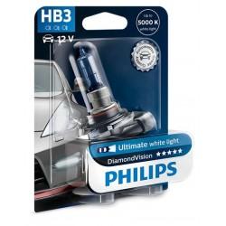 ΛΑΜΠΑ PHILIPS HB3 12,8V 65W DIAMOND VISION 5000K