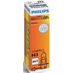 ΛΑΜΠΑ PHILIPS H3 VISION 12V 55W
