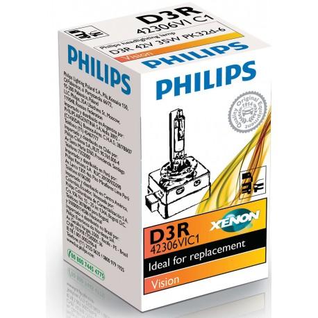ΛΑΜΠΑ PHILIPS XENON D3R VISION 42V 35W [REFLECTOR]