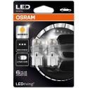 ΛΑΜΠΕΣ OSRAM W21/5W 12V 1.5W LEDriving® AMBER