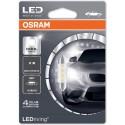 ΛΑΜΠΑ OSRAM 12V 0.5W 41MM LEDRIVING® COOL WHITE 6000K