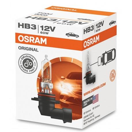 ΛΑΜΠΑ OSRAM HB3 12V 60W ORIGINAL