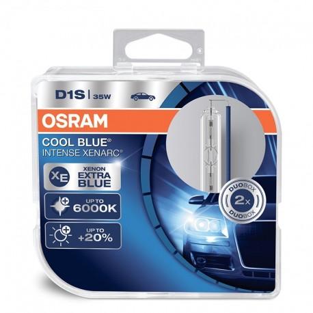 ΛΑΜΠΕΣ OSRAM D1S 35W XENARC® COOL BLUE® INTENSE 6000K