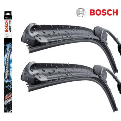 Υαλοκαθαριστήρες Αυτοκινήτου Bosch Aerotwin A051S